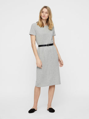 MIDI TENCEL DRESS