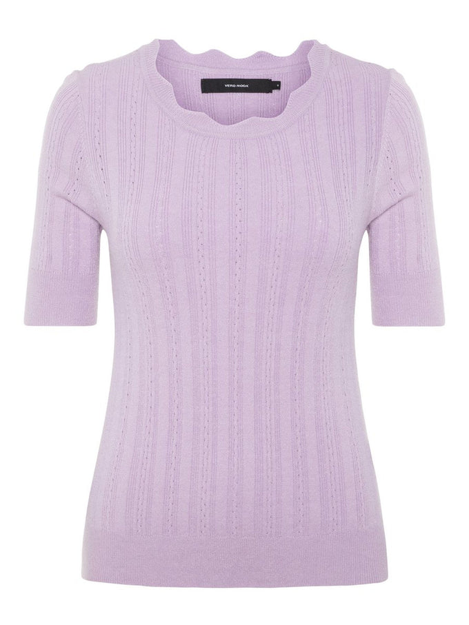 SUPER SOFT THIN SWEATER LAVENDULA