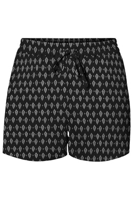 FLUID PRINTED SHORTS