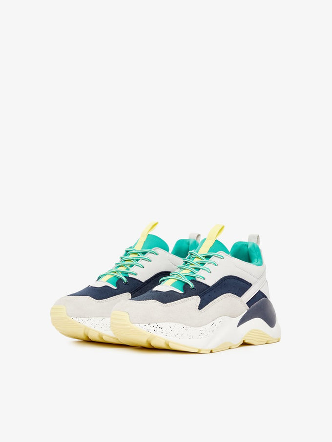 DAD SNEAKERS HOLLY GREEN