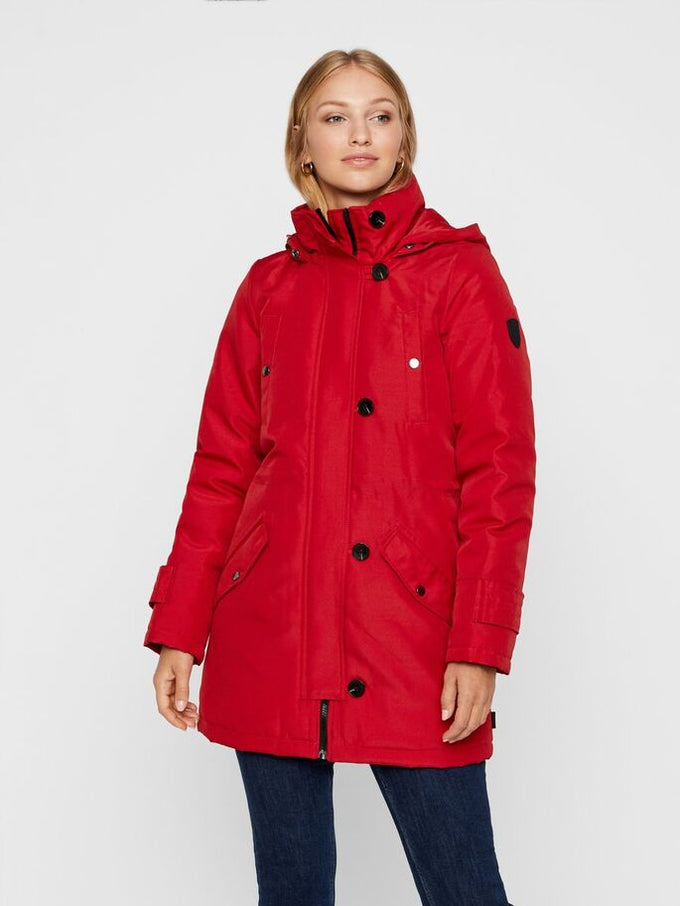 EXCURSION 3/4 PARKA CHILI PEPPER
