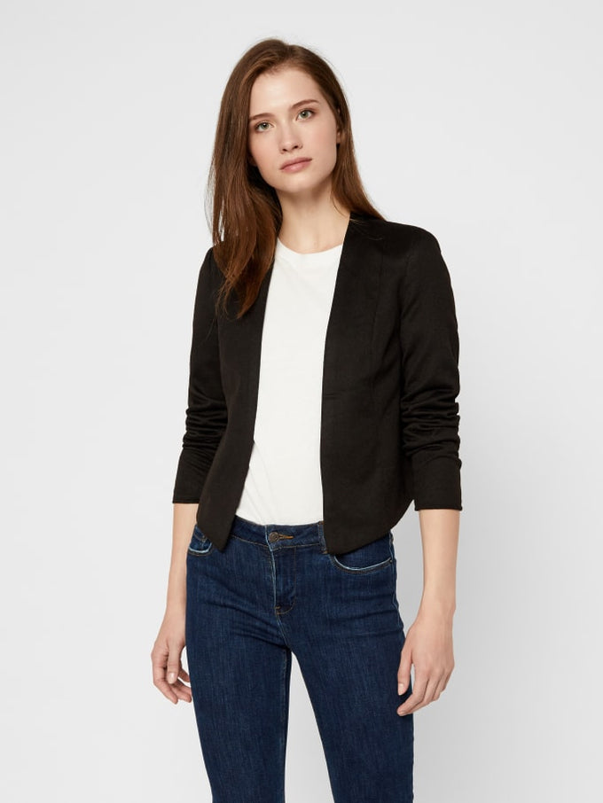 Short Blazer BLACK