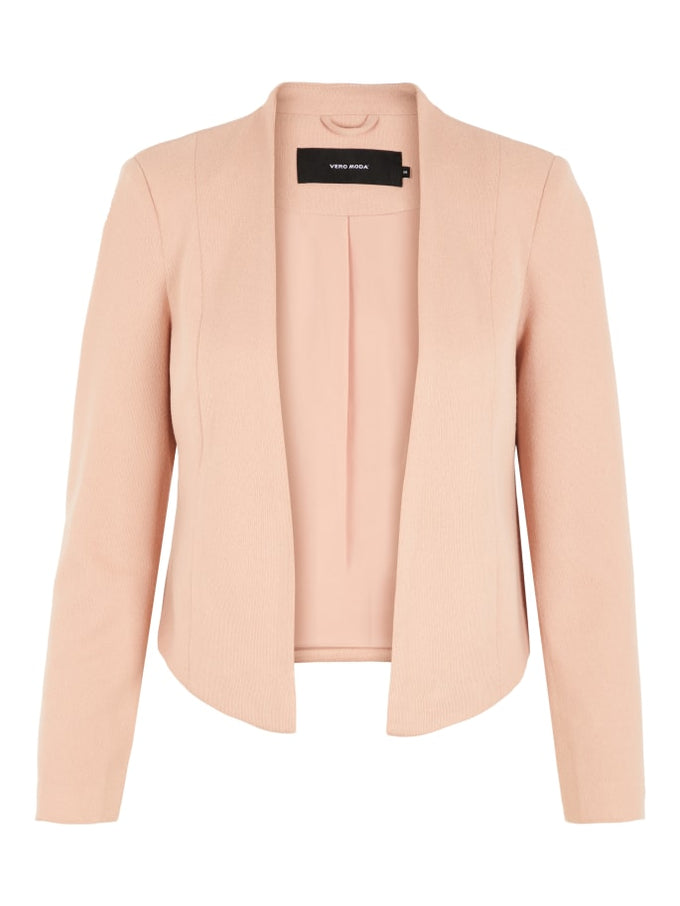 Short Blazer MISTY ROSE