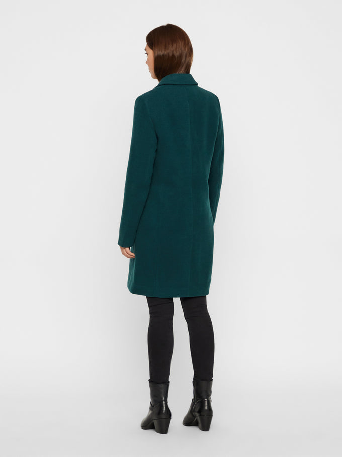 Cala Dress Coat PONDEROSA PINE
