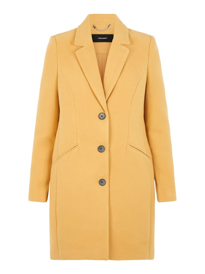 Cala Dress Coat AMBER GOLD