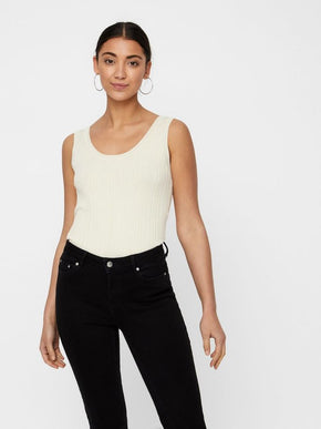 REGULAR FIT RIBBED CAMI