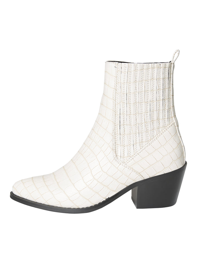 Croc Ankle Boots BIRCH