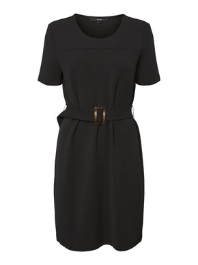 T-Shirt Dress With Belt