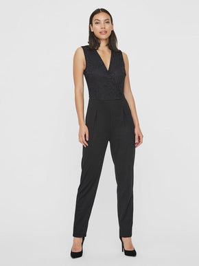 DORA SLEEVELESS JUMPSUIT