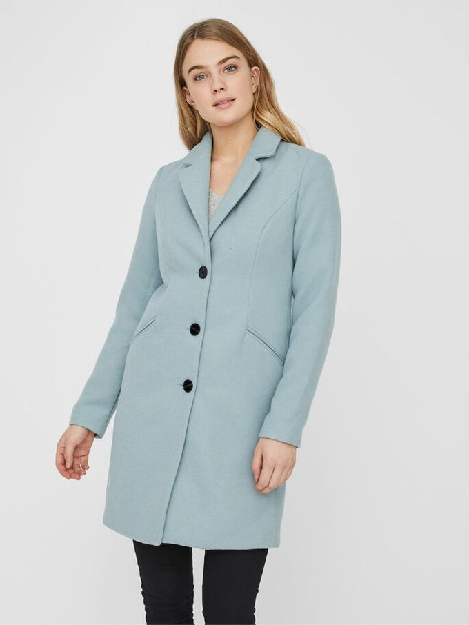 MANTEAU CALA CINDY GRAPHITE