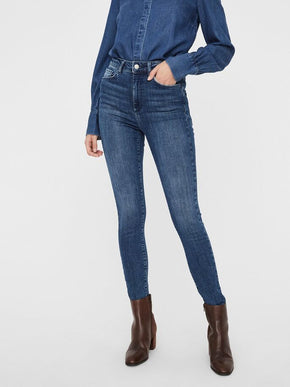 JEANS COUPE SKINNY À TAILLE HAUTE SOPHIA AWARE