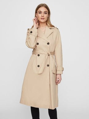 DOUBLE-BREASTED HAMBORG TRENCHCOAT