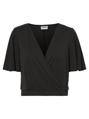 MODAL-BLEND CROPPED TOP