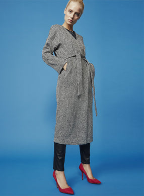 F-VMGIPPY LONG JACKET