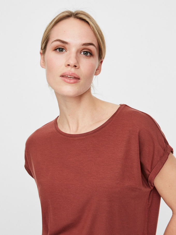 Aware Ava T-Shirt SABLE