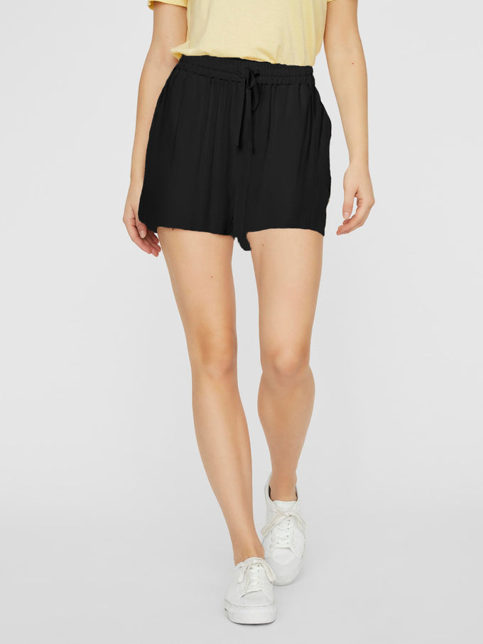 Simply easy shorts BLACK