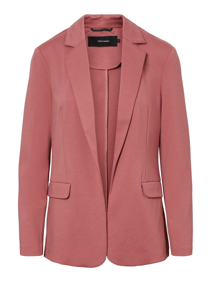 OPEN BLAZER MESA ROSE