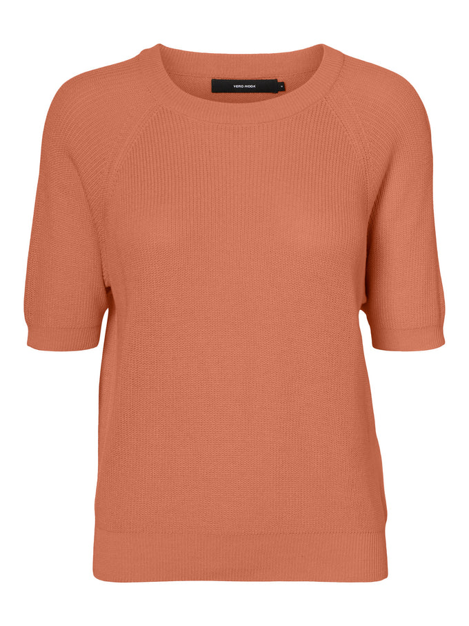 Lexsun light sweater CARNELIAN