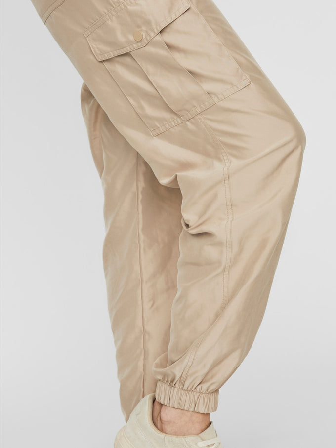 SIENNA HIGH WAIST PANTS NOMAD