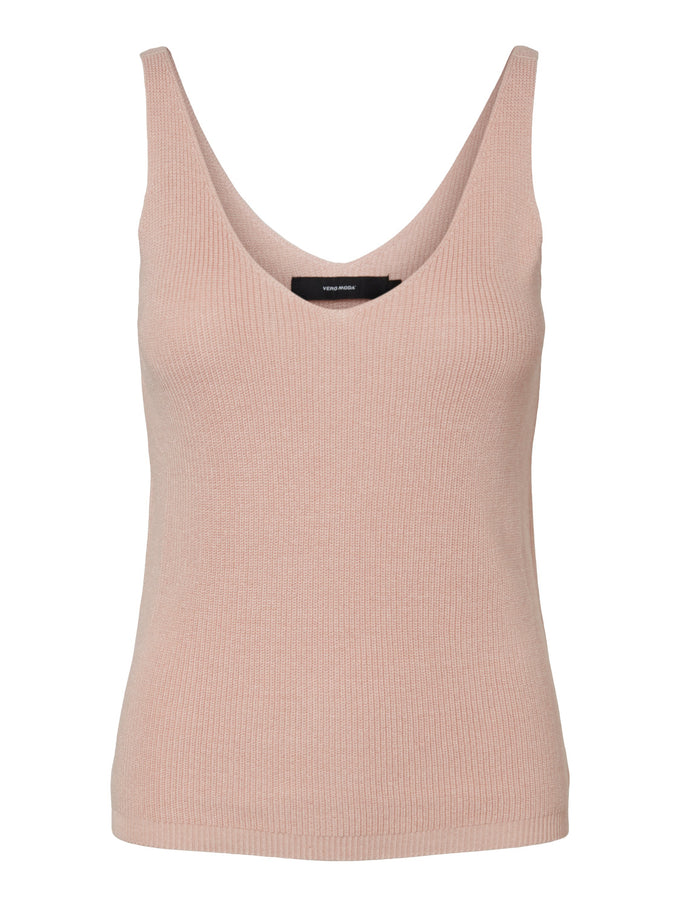 Lexsun knitted cami SEPIA ROSE