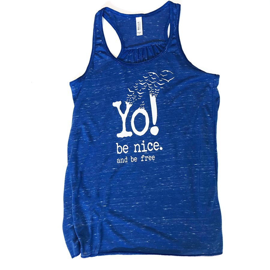 Workout tank | lose fit | be free