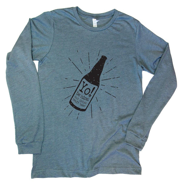 Long sleeve tee | Craft beer