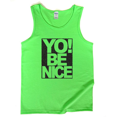 Men's Tank Top | lime/neon