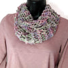 All-Season Infinity Scarf | Purple Multi