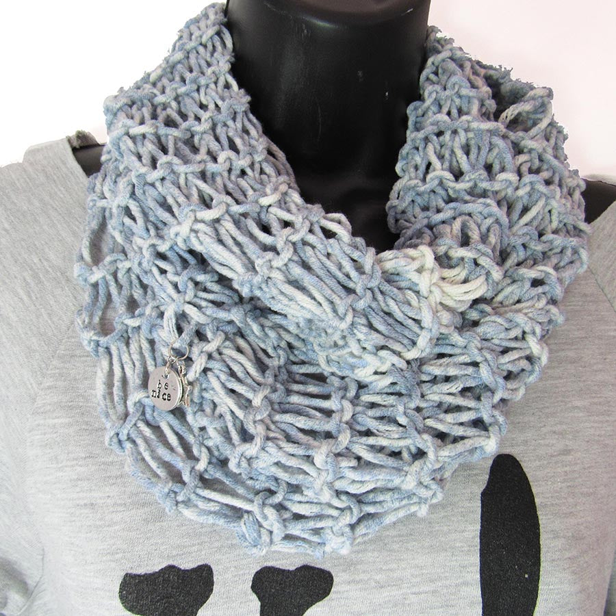 All-Season Infinity Scarf | Stonewashed