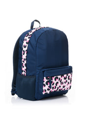 DUC Backpack - pink leopard