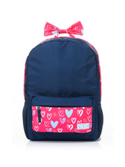 DUC Bow Backpack - Hearts