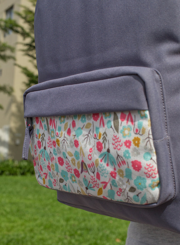 DUC Backpack - flower