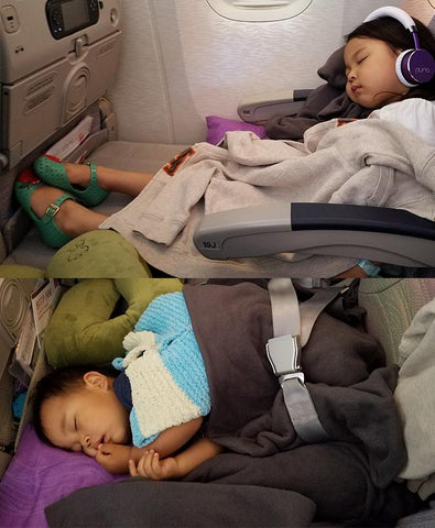 fly-tot was used on air emirates on the way to Dubai. | Kids Travel Boutique