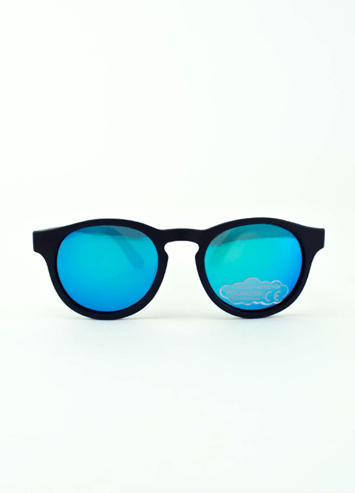 Babiators AGENT keyhole sunglasses for kids.  Non-toxic, polarized.  Mirrored sunglasses for kids.  Kids Travel Boutique