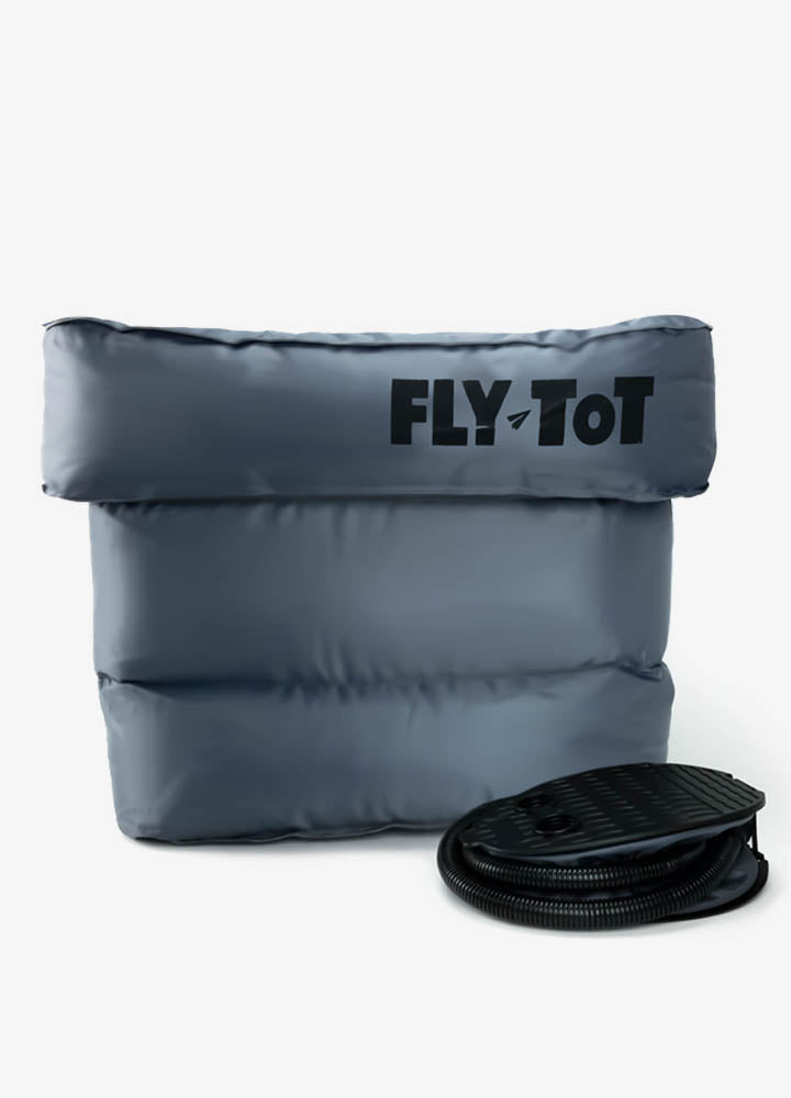 FLYTOT - Travel footrest & bed