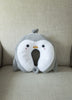 Travel Pillow - Gray Penguin