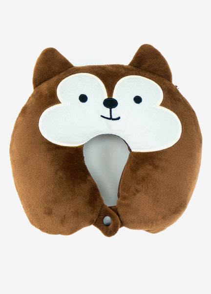 Travel Pillow - Squirrel