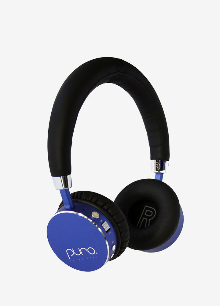 Puro Kids Wireless Headphone - BLUE