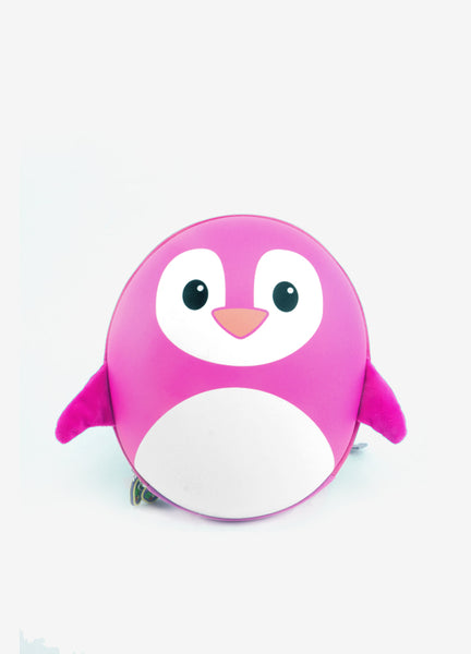 Penguin Backpack - Pink