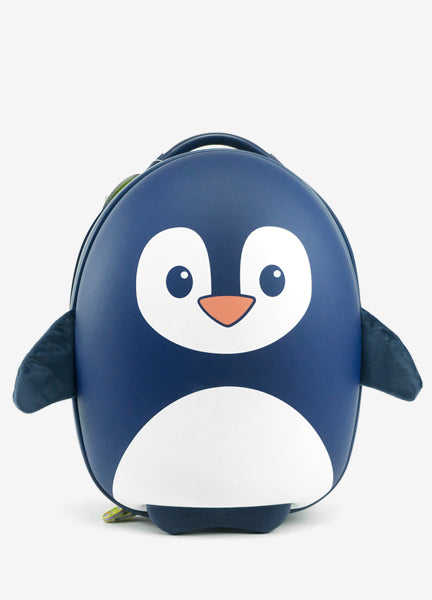Penguin Trolley Luggage - Navy