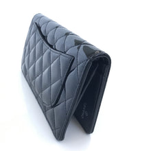 Classic Patent Leather Wallet