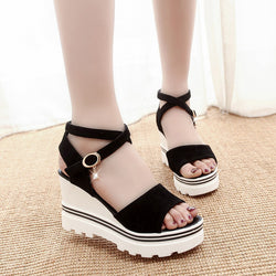 Summer Korean sandal - Head Turner Fashion