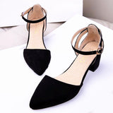 Summer Sandal Black - Head Turner Fashion