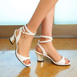 Designer  Dress Heels - Head Turner Fashion
