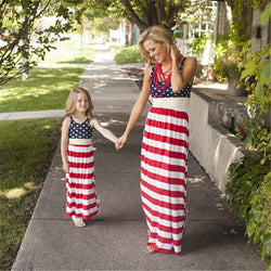 4th of July Matching dresses