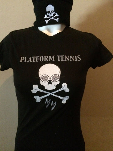 Goggles - Ladies Platform Tennis Tee