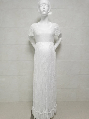Piper Lace Gown