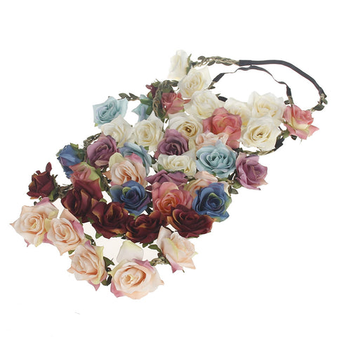 Tess Flower Headband