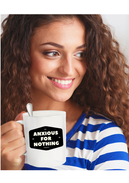 Anxious Nothing - 15 oz Mug