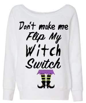 Witch Switch Top - MyShoppingAddiction.co